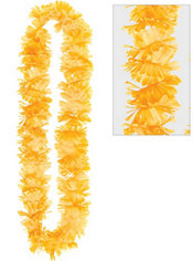 Orange Summer Breeze Flower Lei