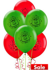 Yo Gabba Gabba! Balloons 6ct