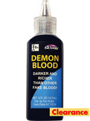 Demon Blood 0.5oz