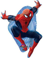 Foil Spider-Man Balloon 37in