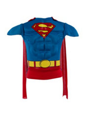 Child Superman Muscle Shirt