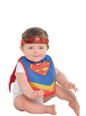 Baby Supergirl Accessory Kit - Superman