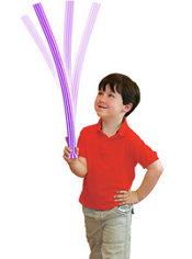Purple Whistling Tube