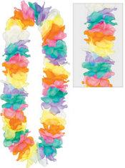 Pastel Flower Lei