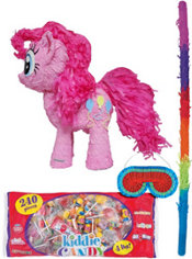Pinkie Pie Pinata Kit - My Little Pony