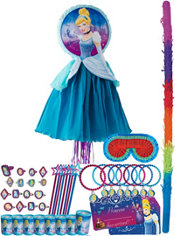 Cinderella Pinata Kit with Favors Deluxe
