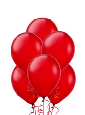 Red Balloons 20ct