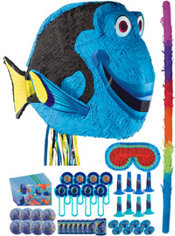 Dory Pinata Kit with Favors