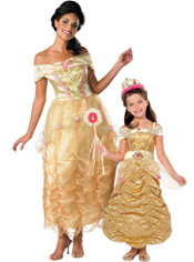 Belle Mommy and Me Costumes
