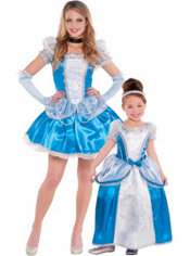 Cinderella Mommy and Me Costumes