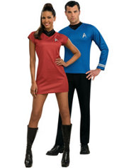 Star Trek Couples Costumes