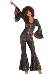 Adult Disco Pant Suit
