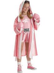 Girls Everlast Boxer Costume