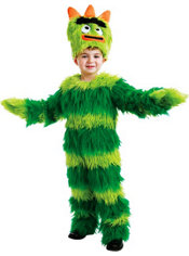 Toddler Boys Brobee Costume Deluxe