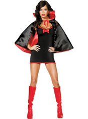 Adult Sheila Attackya Vampire Costume
