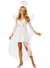 Teen Girls Heaven's Angel Costume