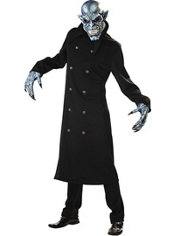 Adult Animated Mask Night Fiend Costume
