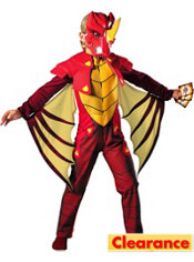 Boys Dragonoid Costume Deluxe - Bakugan