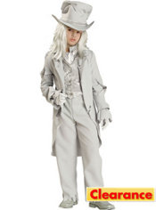 Boys Ghostly Gent Costume Elite