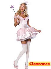 Adult Sexy Glinda Costume - Wizard of Oz