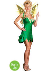 Adult Pixie Lust Fairy Light-Up Costume