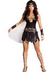 Adult Babe-A-Lonian Warrior Queen Costume