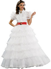 Adult Scarlett Costume - Gone With the Wind
