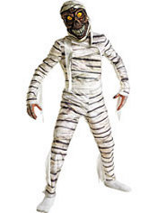 Boys Mummified Mummy Costume