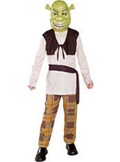 Boys Shrek Costume - Shrek Forever After