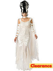 Adult Monster Bride Costume Elite