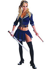 Adult Babydoll Costume - Sucker Punch