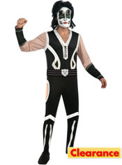Adult Catman Costume - Kiss