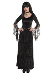 Teen Girls Gothic Temptress Costume