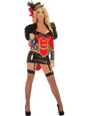 Adult Ring Leader Ringmaster Costume