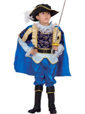 Boys Noble Knight Costume
