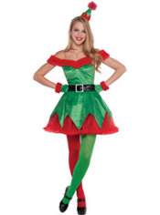 Adult Sexy Elf Costume