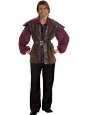 Adult Medieval Mercenary Costume