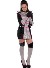Adult Sexy Spacegirl Costume