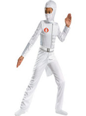 Boys Classic Storm Shadow Costume - G.I. Joe