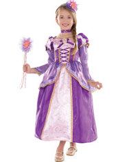 Girls Rapunzel Costume Supreme