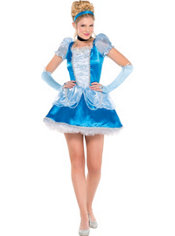 Adult Princess Cinderella Costume