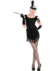 Adult Flirty Flapper Costume
