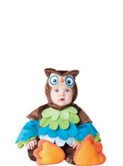 Baby What a Hoot Owl Costume Deluxe