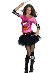 Adult Sassy Animal Costume - The Muppets