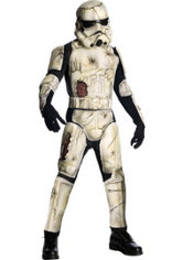 Adult Death Trooper Costume Deluxe