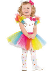 Baby Tutu Hello Kitty Costume