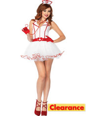Adult Ravishing RN Nurse Costume
