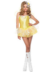 Adult Daisy Doll Costume