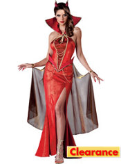 Adult Devilish Delight Costume