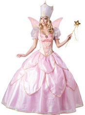Adult Fairy Godmother Costume Deluxe